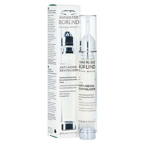 BÖRLIND Anti-Aging Revitalizer Konzentrat 15 Milliliter