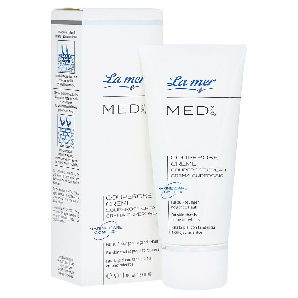 Erfahrungen zu LA MER MED Couperose Creme ohne Parfüm 50 Milliliter ...