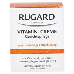 RUGARD Vitamin Creme Gesichtspflege 50 Milliliter - Vorderseite