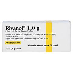 Rivanol 1,0g 10 Stück N2 - Vorderseite