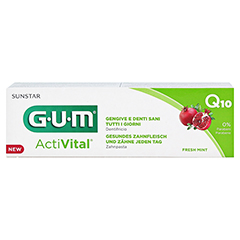 GUM ActiVital Zahnpasta 75 Milliliter - Vorderseite