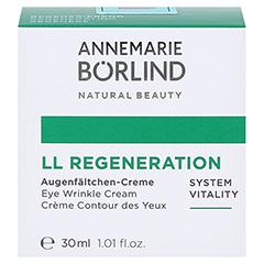ANNEMARIE BÖRLIND LL Regeneration Augenfältchen Creme 30 Milliliter - Vorderseite
