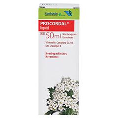 PROCORDAL Liquid 50 Milliliter N1 - Vorderseite