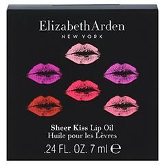 Elizabeth Arden Sheer Kiss Lip Oil Coral Caress 7 Milliliter - Vorderseite