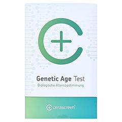 CERASCREEN Genetic Age Test 1 Stück - Vorderseite