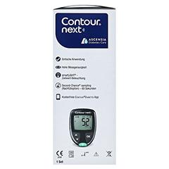 CONTOUR Next NEU Set Blutzuckermessgerät mmol/l 1 Stück - Linke Seite