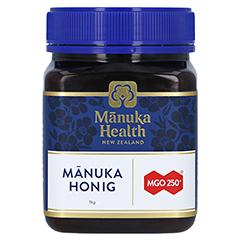 MANUKA HEALTH MGO 250+ Manuka Honig 1000 Gramm - Vorderseite