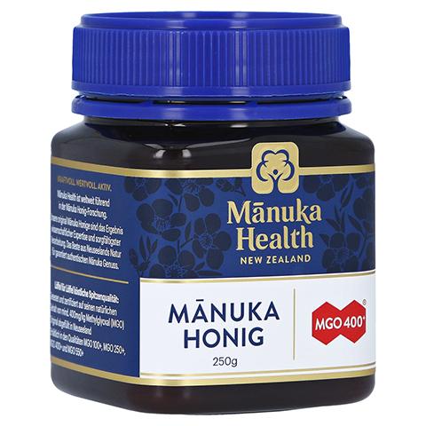 MANUKA HEALTH MGO 400+ Manuka Honig 250 Gramm