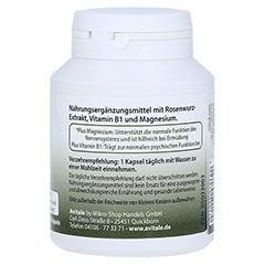 ROSENWURZ 200 mg Vegi Kapseln 120 Stück - Linke Seite