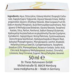 OLIVENÖL & Vitamine vitalisierende Aufbaupfl.m.LSF 50 Milliliter - Linke Seite