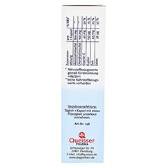 DOPPELHERZ Glucosamin Plus 800 system Kapseln 30 Stück - Linke Seite