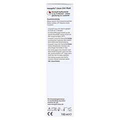 MOSQUITO Läuse 2in1 Fluid 100 Milliliter - Linke Seite