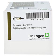 GINKGO-LOGES Injektionslösung D 4 Ampullen 50x2 Milliliter N2 - Rechte Seite