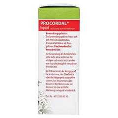 PROCORDAL Liquid 50 Milliliter N1 - Rechte Seite