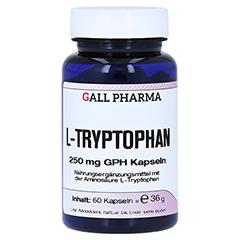 L-TRYPTOPHAN 250 mg Kapseln 60 Stück