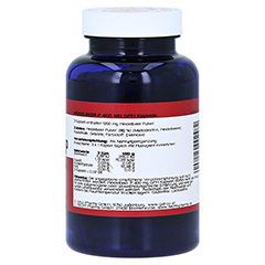 HEIDELBEER P 400 mg Kapseln 180 Stück - Linke Seite