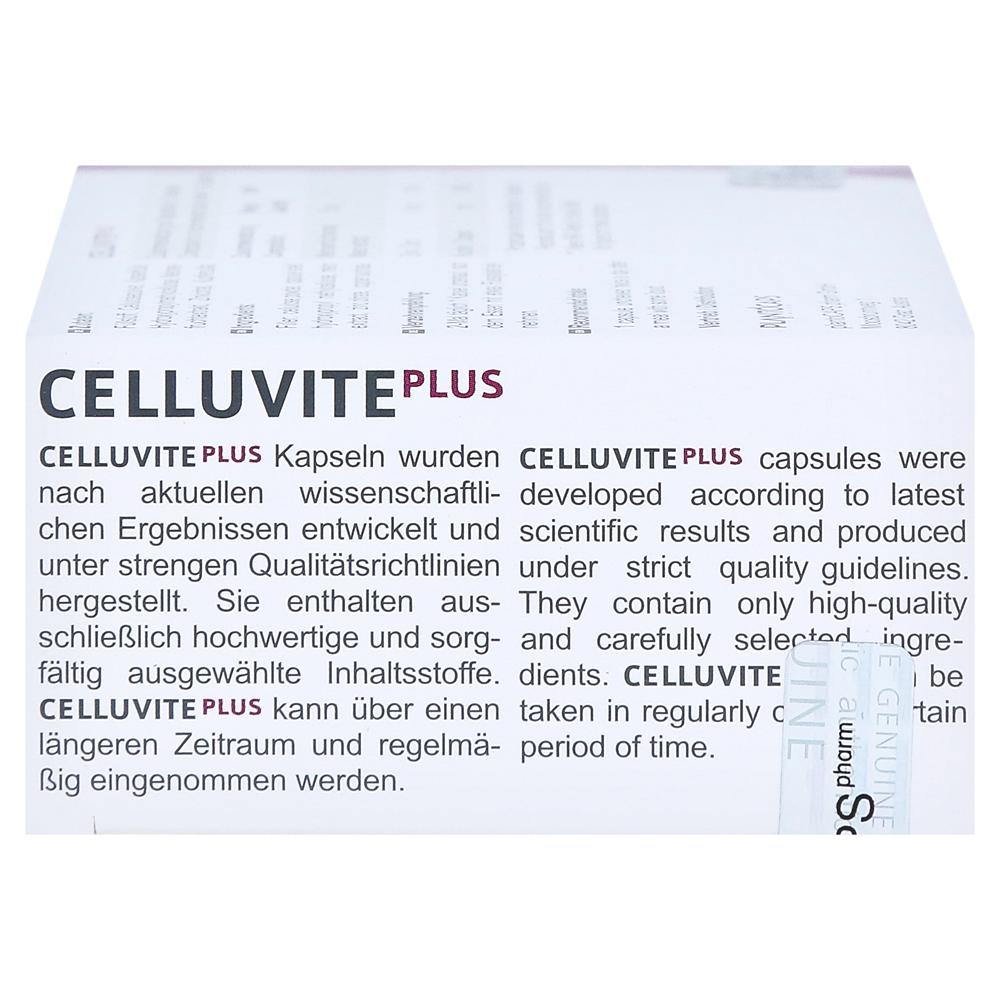 Erfahrungen zu CELLUVITE PLUS Kapseln 60 Stück - medpex Versandapotheke
