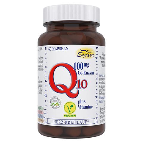 Q10 100 mg Kapseln 60 Stück