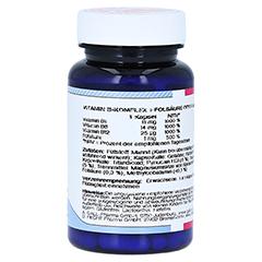 VITAMIN B KOMPLEX+Folsäure Kapseln 30 Stück - Linke Seite