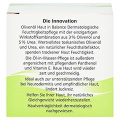 medipharma Haut in Balance Olivenöl Dermatologische Feuchtigkeitspflege 50 Milliliter - Rückseite