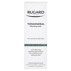 RUGARD Tonmineral Reinig.Maske f.norm.-fet.Haut 100 Milliliter - Rückseite
