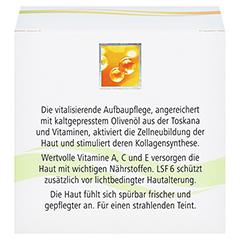 OLIVENÖL & Vitamine vitalisierende Aufbaupfl.m.LSF 50 Milliliter - Rückseite