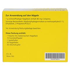 Ciclocutan 80mg/g 3 Gramm N1 - Rückseite