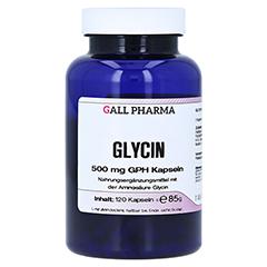 GLYCIN 500 mg GPH Kapseln 120 Stück