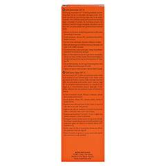 BÖRLIND Sonnen Creme LSF 15 75 Milliliter - Rückseite