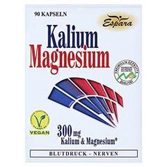 Kalium Magnesium Kapseln 90 Stück - Vorderseite