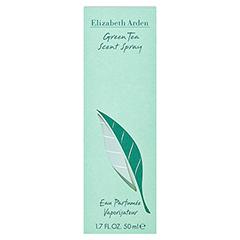 Elizabeth Arden GREEN TEA Eau de Parfum + gratis Elizabeth Arden GREEN TEA Handcreme 30 ml 50 Milliliter - Vorderseite