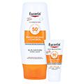 EUCERIN Sun Lotion PhotoAging Control LSF 50+ + gratis Eucerin Sun Oil Control Body LSF50+ 150 Milliliter