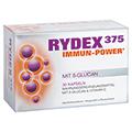 RYDEX 375 Beta-Glucan und Vitamin C Kapseln 30 Stück