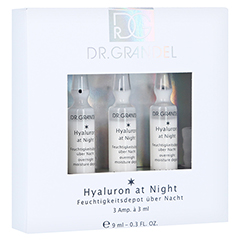 GRANDEL Professional Collection Hyaluron at night 3x3 Milliliter