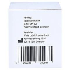 TATTOOMED tattoo protection film 2.0 15 cmx5 m Ro. 1 Stück - Linke Seite