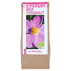 Dr. Pandalis Cystus Bio Teekraut 250 Gramm - Vorderseite