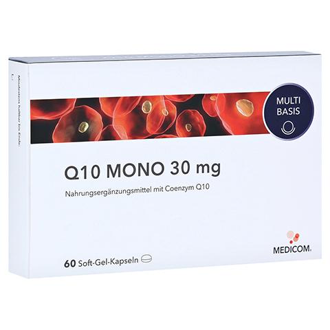 Q10 MONO 30 mg Weichkapseln 60 Stück