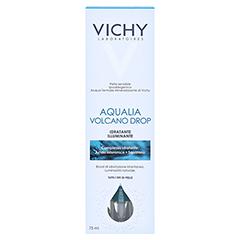 VICHY AQUALIA Volcano Drop Creme 75 Milliliter - Rückseite