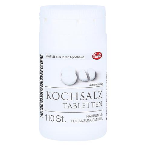 KOCHSALZ 1000 mg Tabletten mit Bruchkerbe Caelo HV 110 Stück