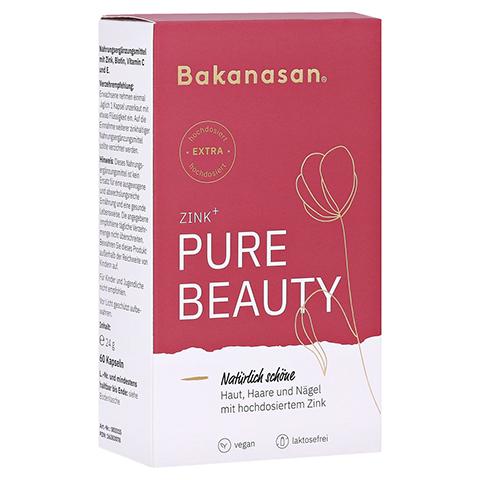 BAKANASAN Pure Beauty Kapseln 60 Stück