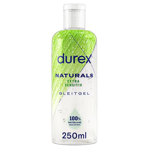 DUREX naturals Gleitgel auf Wasserbasis 250 Milliliter