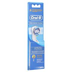 ORAL B Aufsteckbürsten Precision Clean 2 Stück