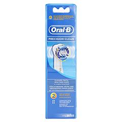 ORAL B Aufsteckbürsten Precision Clean 2 Stück - Vorderseite