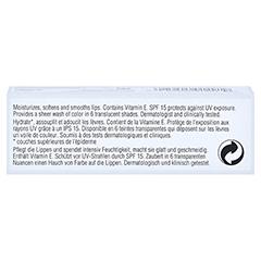 Elizabeth Arden EIGHT HOUR Lip Protectant Stick SPF 15 Berry + gratis Elizabeth Arden Schlüsselanhänger 37 Gramm - Rückseite