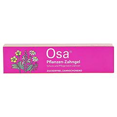 OSA Pflanzen Zahngel zuckerfrei 20 Gramm - Vorderseite