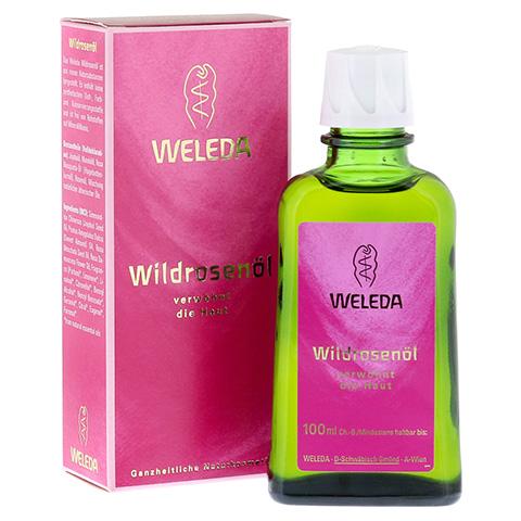 WELEDA Wildrosenöl 100 Milliliter