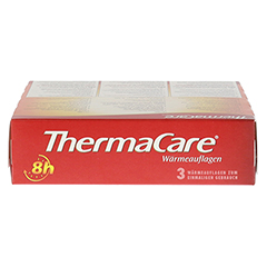 THERMACARE flexible Anwendung 3 Stück - Oberseite