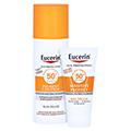 Eucerin Sun Fluid Pigment Control LSF 50 + gratis Eucerin Sun Oil Control Body LSF50+ 50 Milliliter
