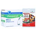 Magnesium Diasporal 300mg + gratis Vegane Fruchtgummi 175 g 100 Stück N3