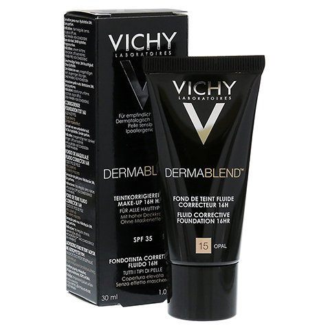 VICHY DERMABLEND Make-up 15 30 Milliliter